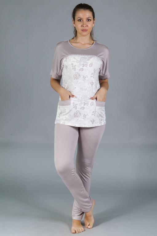 5b79c6cd7bca Пижама 6.786 - Одежда для сна - Пижамы